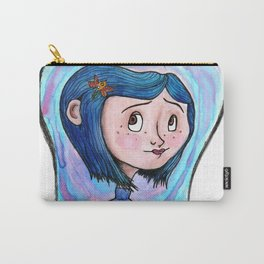Coraline Jones Carry-All Pouch
