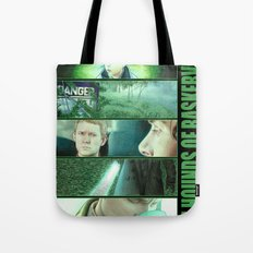 The Hounds of Baskerville Tote Bag