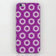 Abstract Stars Pattern iPhone & iPod Skin