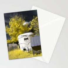 Trailer on the Farm Stationery Cards