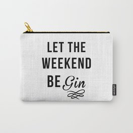 Gin Carry-All Pouch