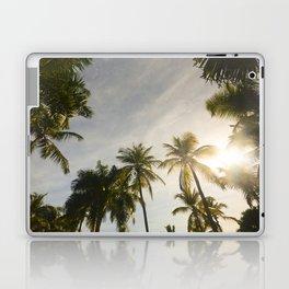 Palm Trees. Laptop & iPad Skin