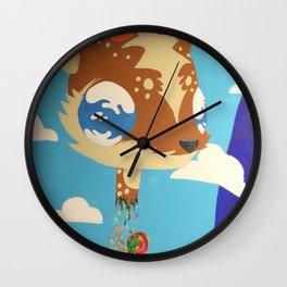 DeerHead Wall Clock