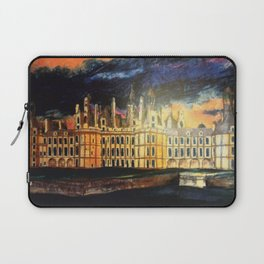 Chambord Chateau – Romantic France Laptop Sleeve