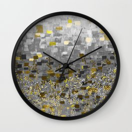 :: Honey Bee Compote :: Wall Clock