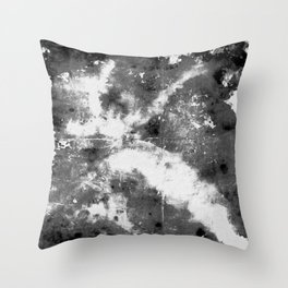 black anemone song Throw Pillow