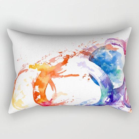 Spheres.2 Rectangular Pillow