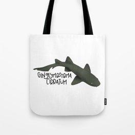 Caribbean Nurse Shark Tote Bag