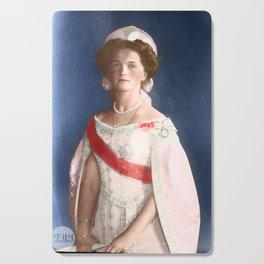 Olga Romanov - 1910 Formal Cutting Board