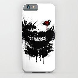 Kaneki Mask iPhone Case