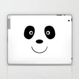 Panda bear face Laptop & iPad Skin