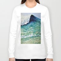 goddess Long Sleeve T-shirts featuring goddess by Terrel