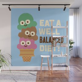 Coneventional Wisdom Wall Mural