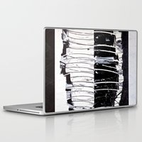 camouflage Laptop & iPad Skins featuring Camouflage by RvHART