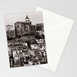 "Urban Landscape of Sicily ""VACANCY"" zine Stationery Cards"