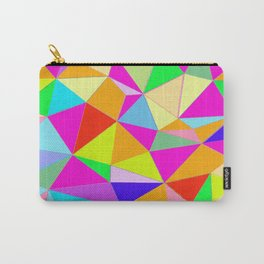 Colour of Triangles Carry-All Pouch
