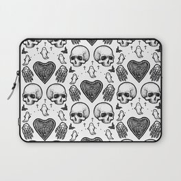 Ghostly Dreams II Laptop Sleeve