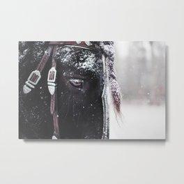 Winter Hill Tacoma Metal Print