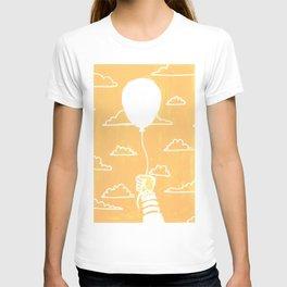Cloudy Balloon T-shirt