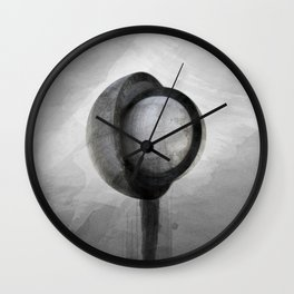 Anxiety Wall Clock