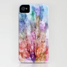 Independent tree  Slim Case iPhone (4, 4s)