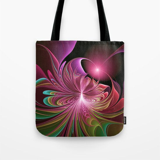 Bursting with Color Tote Bag