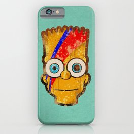 Ziggy Bartdust iPhone Case