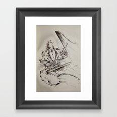 Maestro Framed Art Print