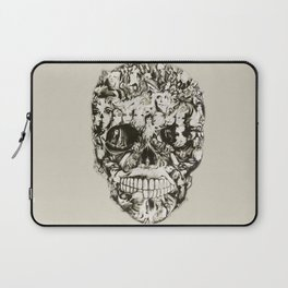 Feed my Soul, life full circle from a borderline view Laptop Sleeve