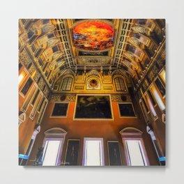 Museo Archeologico Nazionale Di Napoli Metal Print