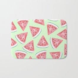 Watermelon Press Bath Mat