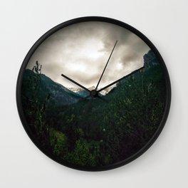 Wild nature explorer II Wall Clock