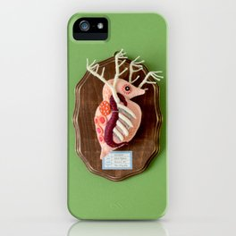 Specimen of Giant Daphnia iPhone Case