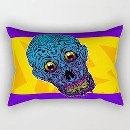 Aquatic Zomboo Rectangular Pillow