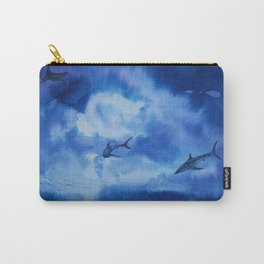 Ink sharks Carry-All Pouch