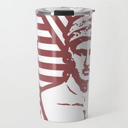 Gods Geometric - Ares Travel Mug