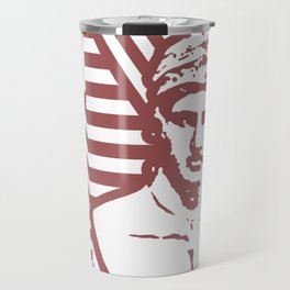 Gods Geometric - Ares Travel Mug