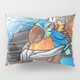 Kass- BOTW Pillow Sham