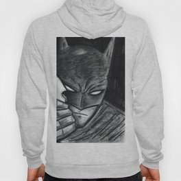 The Cape Crusader Hoody