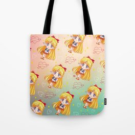 Sailor Venus Pattern Tote Bag