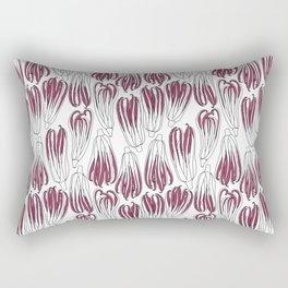 radicchio Rectangular Pillow