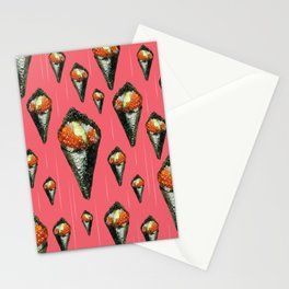 Hand Roll Stationery Cards