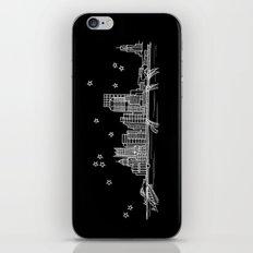 Pittsburgh, Pennsylvania City Skyline iPhone & iPod Skin