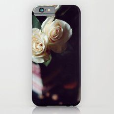 i'd rather have roses Slim Case iPhone 6s