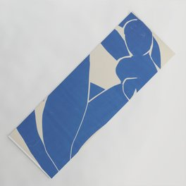 Blue Nude by Henri Matisse  Yoga Mat
