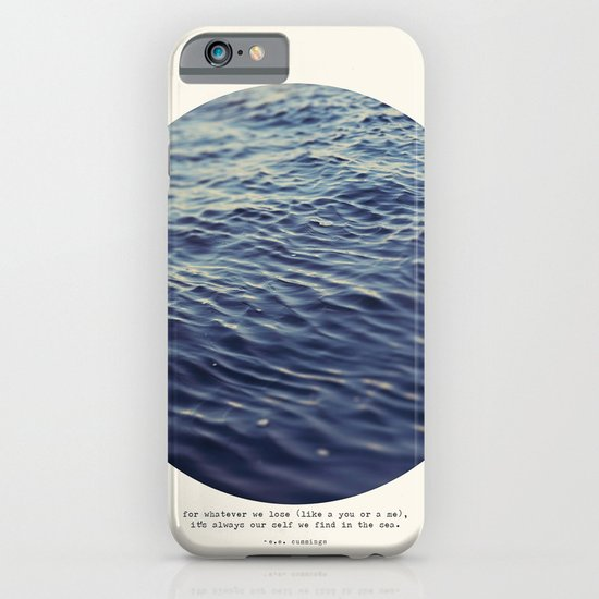 You or Me iPhone & iPod Case