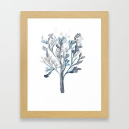 Watercolour Tree 5 |Modern Watercolor Art | Abstract Watercolors Framed Art Print