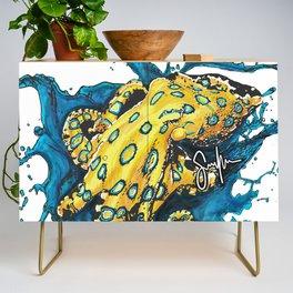 Blue-ringed octopus Credenza