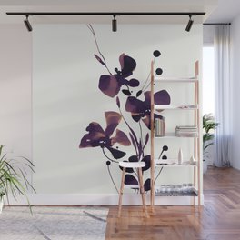 Organic Impressions 334s by Kathy Morton Stanion Wall Mural