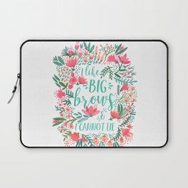 Big Brows – Juicy Palette Laptop Sleeve